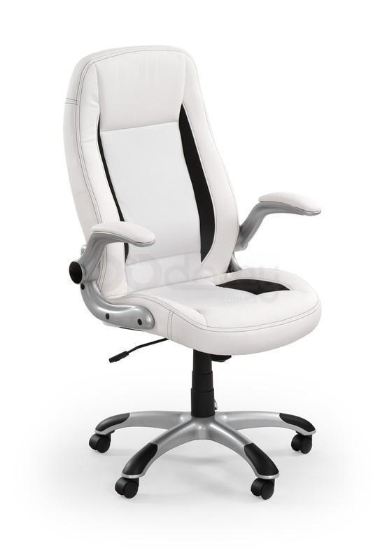 Кресло офисное Saturn Halmar белый
