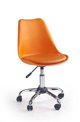 Кресло детское Coco Halmar оранжевый, фото 2