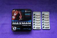 Препарат для потенции капсулы таблетки MAXMAN ІV (Максмен ІV 4)