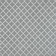 Шенилл жаккард ромб на шторах и декора серый , фото 2
