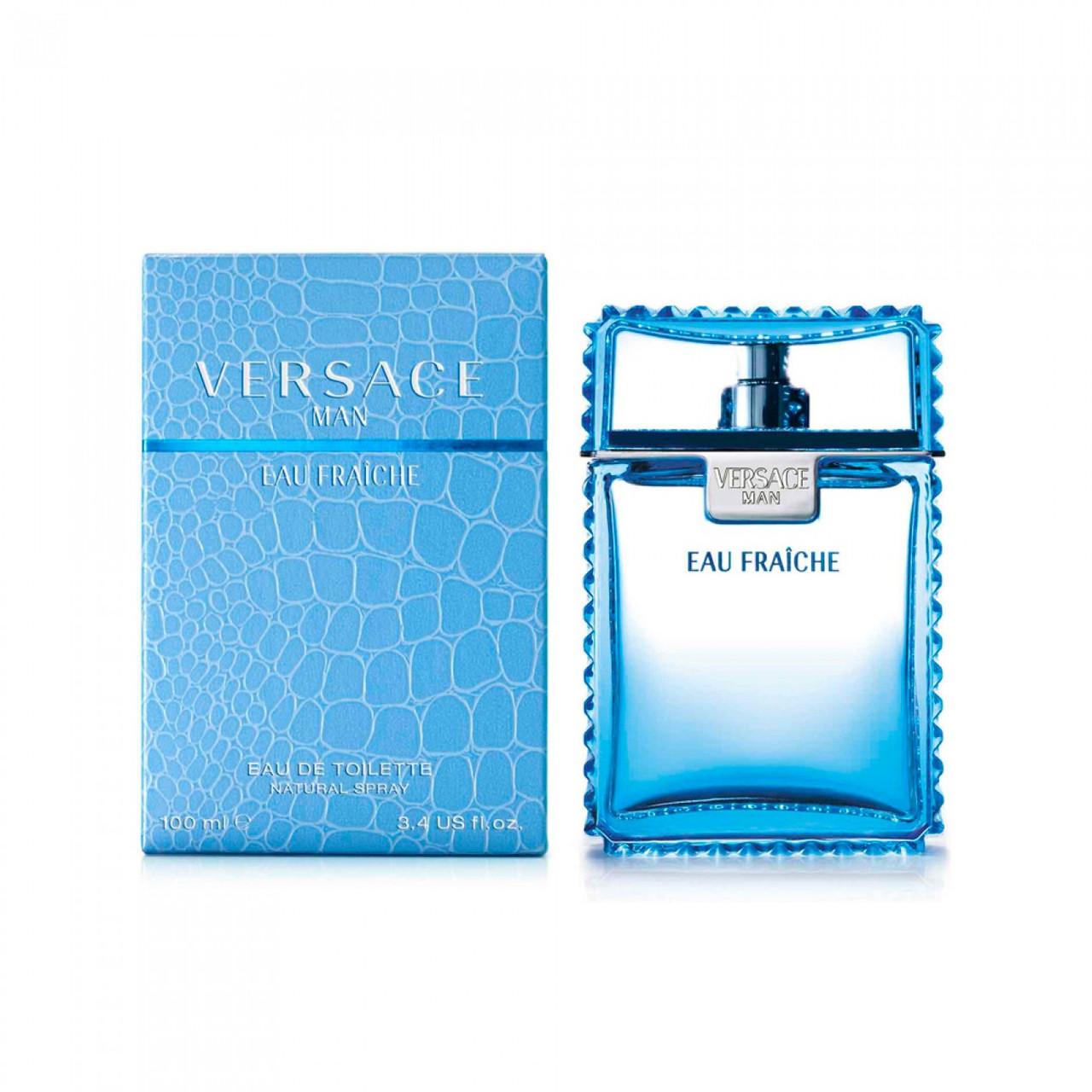 Чоловічі парфуми Versace Man Eau Fraiche 100 ML  продажа 8efa38ecaf5fb