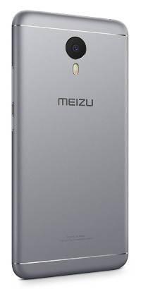 Задняя крышка Meizu M3 Note silver orig (M681h,L681h), фото 2