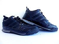 Мужские кроссовки Adidas Runneo Trail 100% Оригинал р-р 43 (27,5 см)  (б/у,сток) original адидас чёрные
