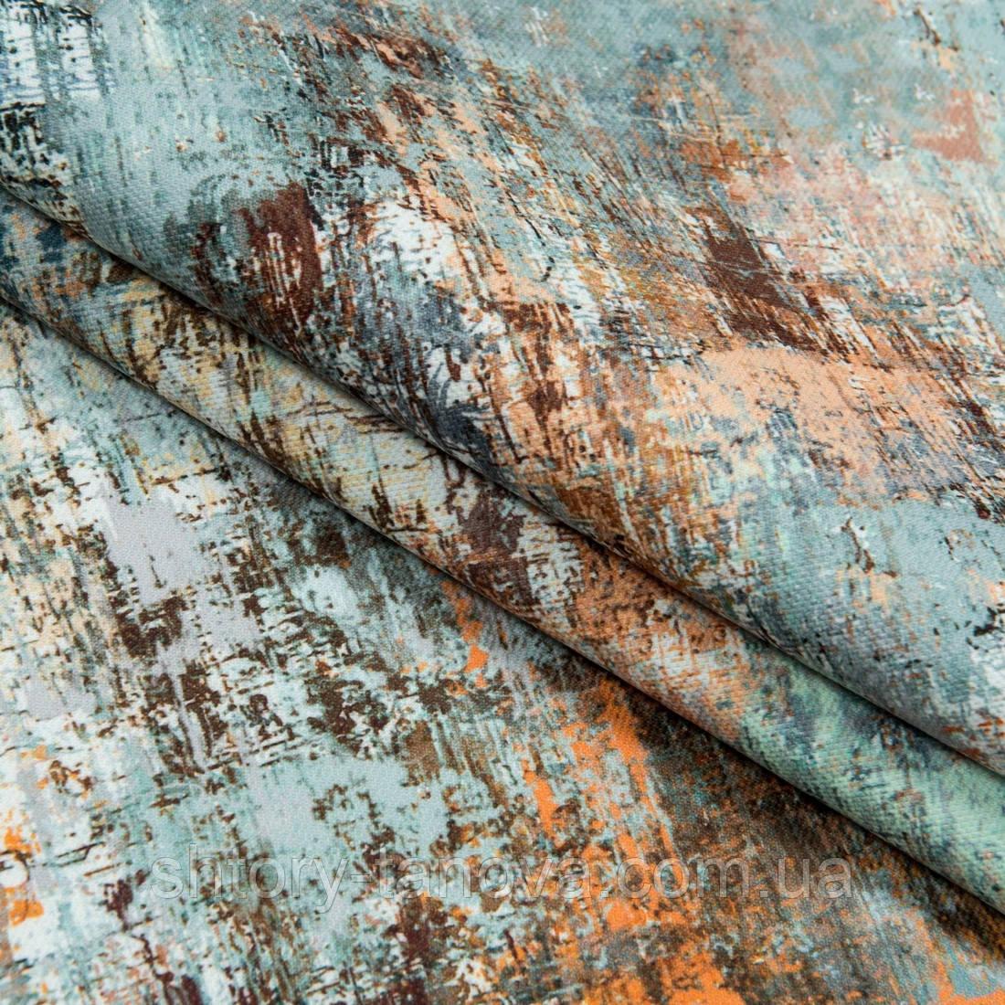 Декоративный нубук плотный питек