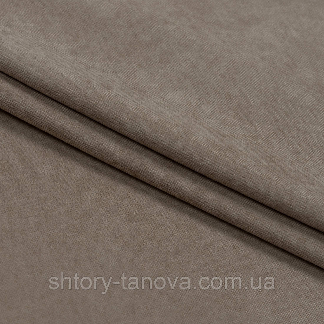 Нубук ткань для штор для штор беж