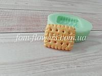 Силиконовая форма Fom-flowers для создания печенья мини 2,1х2,5 см