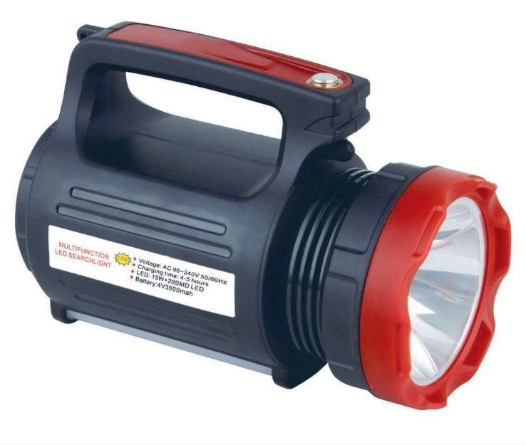 Ручний акумуляторний ліхтар з Power Bank YJ-2895U