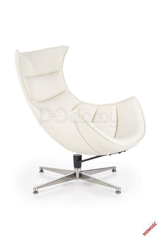 Кресло LUXOR Halmar белый