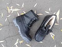 Мужские короткие зимние сапоги Оскар ТМ Литма   Чоловічі зимові чоботи 359a74ce7a0dc