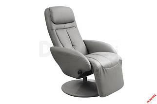Кресло OPTIMA halmar серое