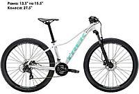 "Велосипед Trek-2019 MARLIN 5 WSD 13.5"" 27,5"" WT белый"