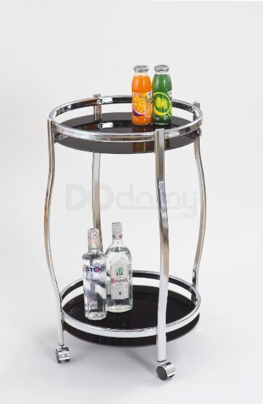 Барный столик Bar-8 черный Halmar