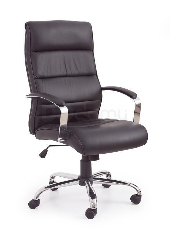 Кресло офисное Teksas Halmar черный
