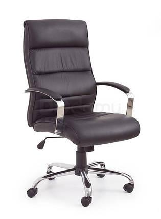 Кресло офисное Teksas Halmar черный, фото 2