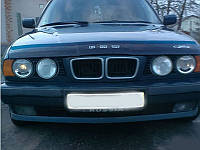 Дефлектор капота (мухобойка) BMW 5 серии (34 кузов) с 1988-1996 г.в.