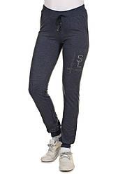 Спортивні штани великих розмірів жіночі, брюки трикотажні (батал)
