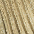 Портьерная ткань ревью фон беж-золото , фото 2