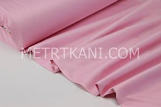 Сатин  премиум,  светло-розовый  цвет ширина 240 см № ПС-0056