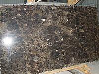Мраморная плитка Emperador Dark Испания купить Днепропетровск