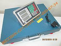 Весы беспроводные Олимп TCS-R2 Wi-Fi 300кг 500х400мм, фото 1