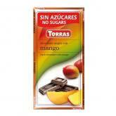 Шоколад Torras Mango, 75 г