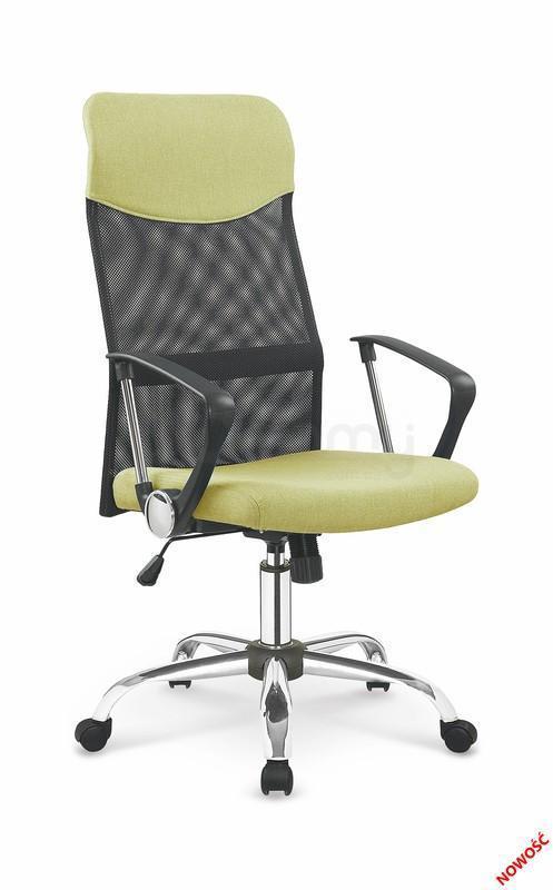 Кресло офисное Vire 2 Halmar зеленый