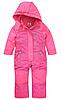 Зимний термокомбинезон Topolinoдля девочки 98 см сдельный розовый