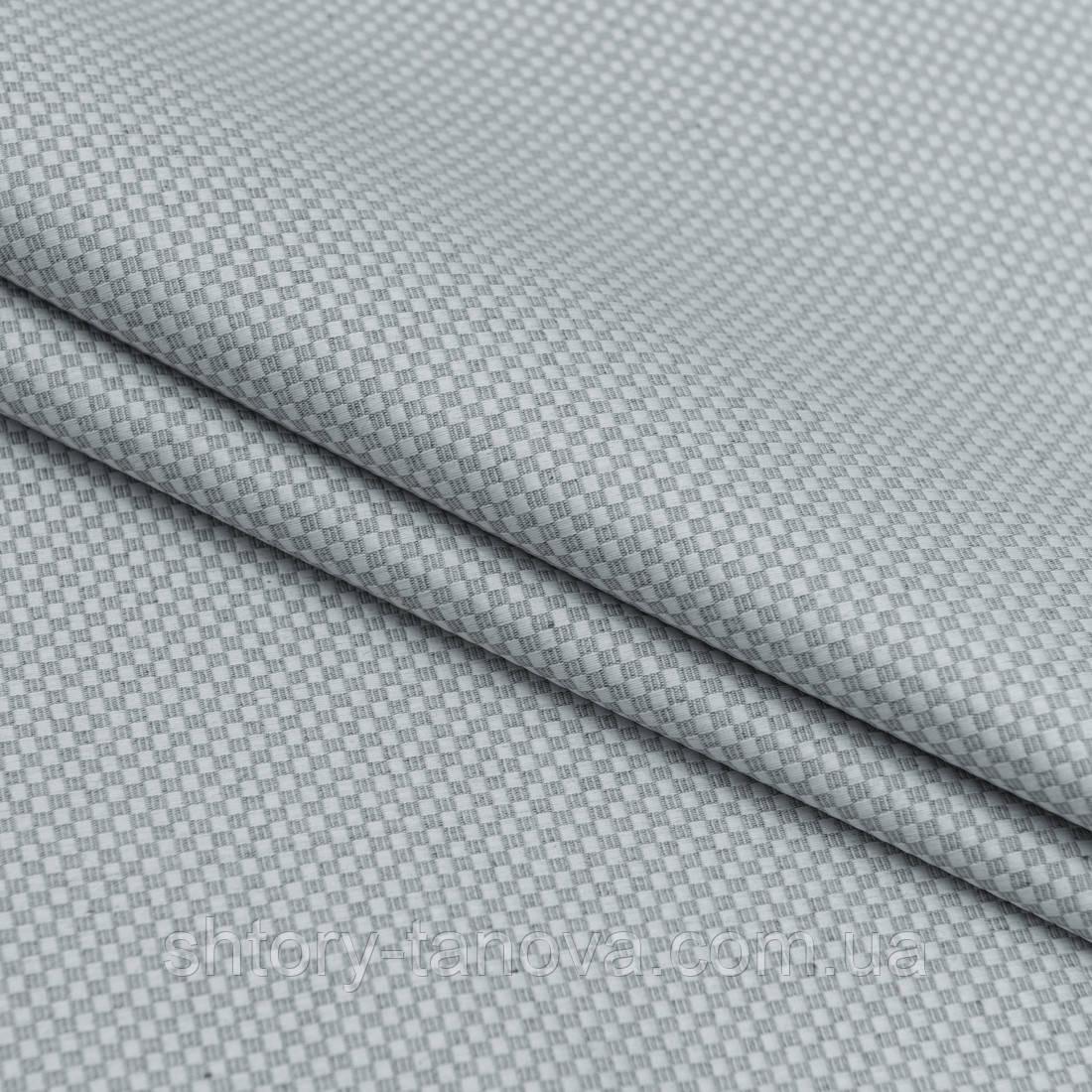 Тканина з акриловою грунтовкою колін /colin піку сірий