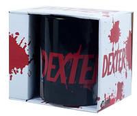 Чашка кружка Декстер Dexter, фото 1
