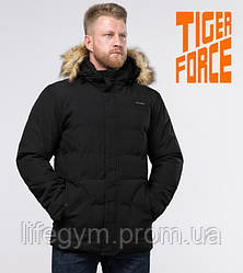 Tiger Force 59249 | мужская куртка зимняя черная