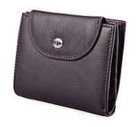 Оригинальный женский  кожаный кошелек ST Violet