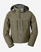 Куртка Eddie Bauer Mens Immersion Wading Jacket Guide M Зеленый 0231GG 46de5acf78a66