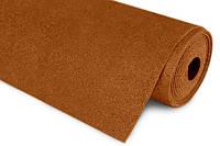 Резиновый коврик 1200х2400х10 коричневый