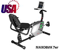 Велотренажер SS-FT-250D до 110 кг