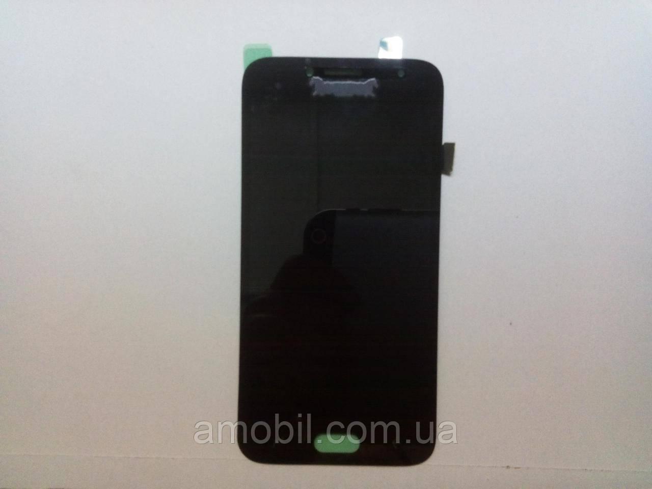 Дисплей Samsung (с регулировкой подсветки TFT) J250 / J250F/ J250G / J250M Galaxy J2 (2018) black
