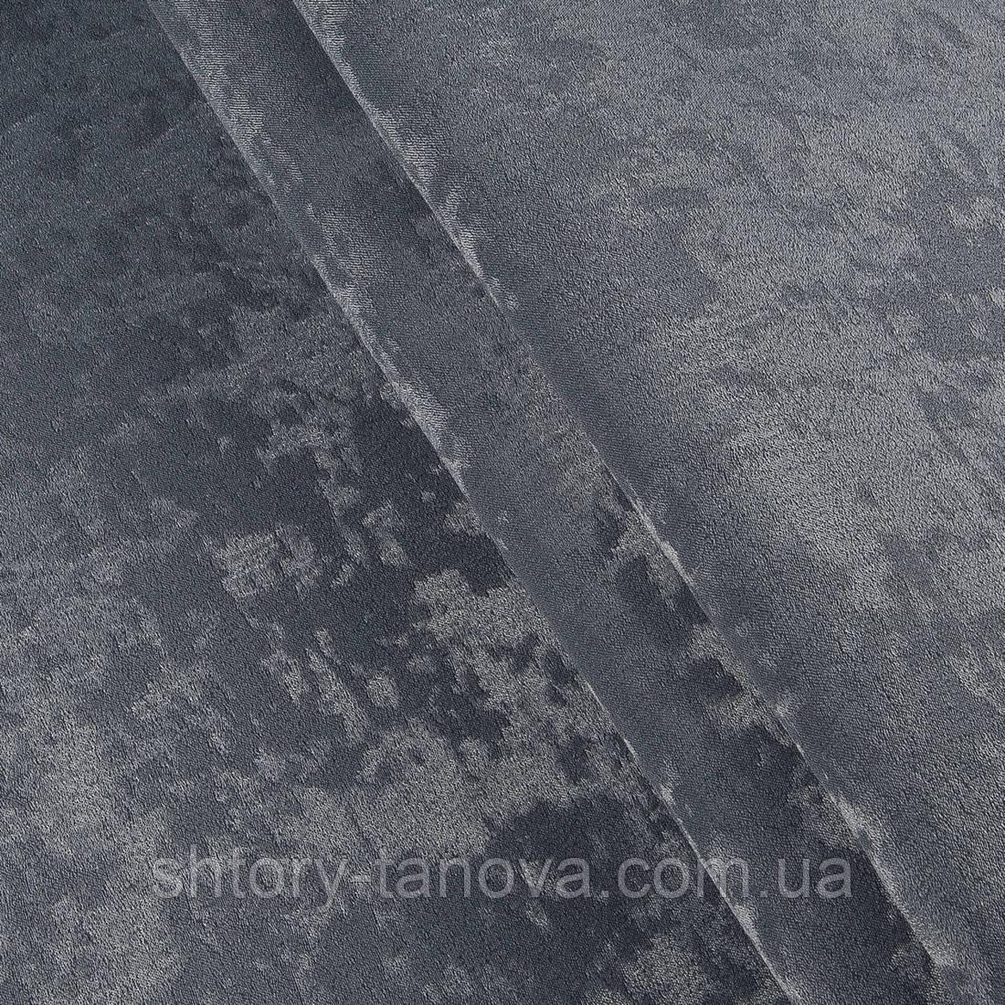 Чин-чила софт мраморт серый