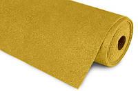Резиновый коврик 1500х700х10 желтый, фото 1