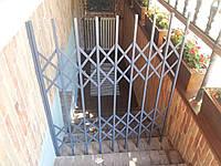 Раздвижные решетки изящные, фото 1