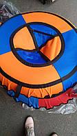 Надувні санки (тюбінг, ватрушка) діаметр 100см., фото 1
