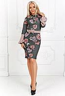 66d1b2aafa5 Платье Приталенное до Колена — Купить Недорого у Проверенных ...