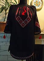Жіноча вишивака з коротким рукавом