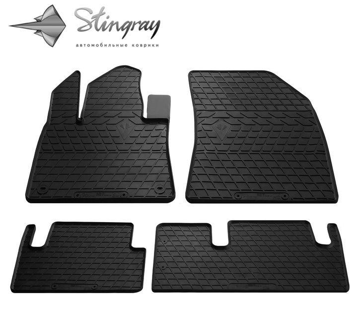 Коврики автомобильные для Citroen C4 Picasso 2013- Stingray