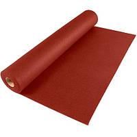 Резиновый коврик 1200х2400х15 красный, фото 1