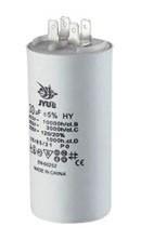 Конденсатор JYUL 80 мкф 450 VAC Клеммы (50х100 мм)
