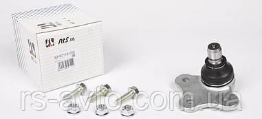 Опора кульова (передня, знизу) Fiat Doblo, Фіат Добло 1.3-2.0 10- 93-90118-056