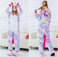 Кигуруми Единорог (в звездочку) пижама на подарок fc2b83ac62e3a