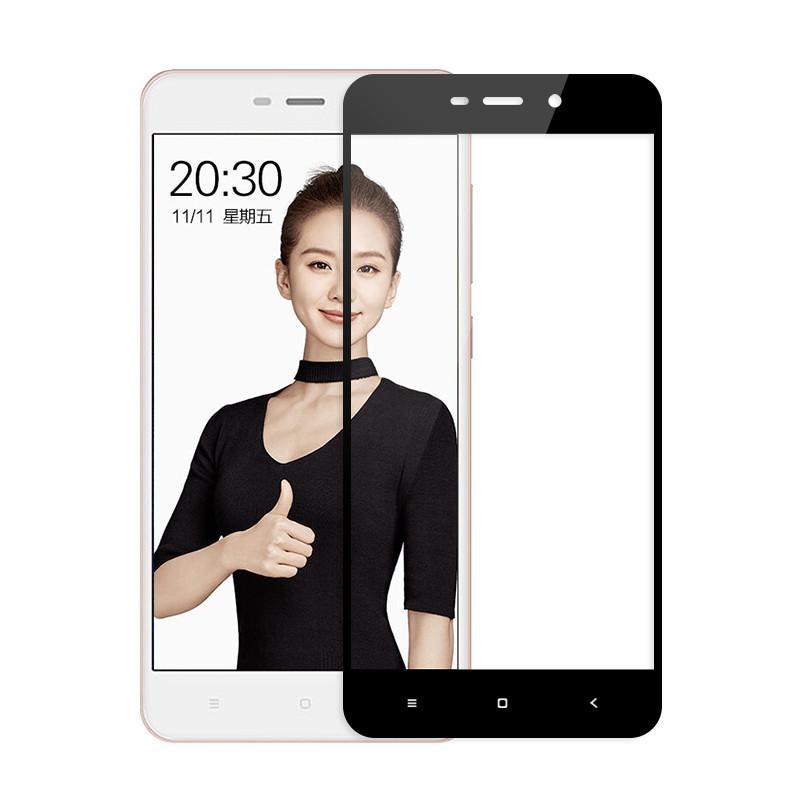 Cтекло защитное 2.5 D для Xiaomi Redmi 4A