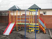 """Детская площадка """"Форт"""""""