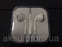 Наушники EarPods iPhone 5,5s,6,6S,6 Plus,6s Plus