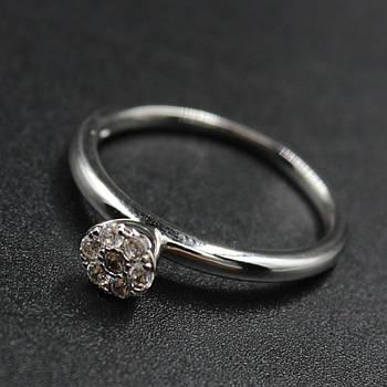 """Кольцо женское помолвочное  Xuping( Хьюпинг) """"Megan"""""""